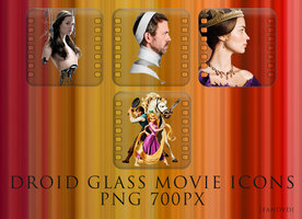 Link toDroid glass movie icons