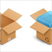 Link toDropbox icon psd