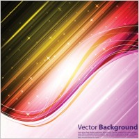 Link toDynamic brilliant color background 04 vector