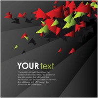 Link toDynamic colorful background 02 vector