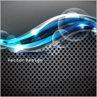 Link toDynamic cool background design vector 1
