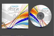 Link toDynamic cover cd vector