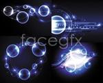Link toDynamic glow vector