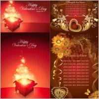 Link toDynamic gorgeous festive background vector