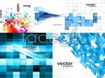 Link toDynamic grid background vector