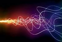 Link toDynamic light glare background vector