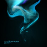 Link toDynamic light waves background vector 03 free