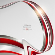 Link toDynamic lines abstract background design vector 02 free