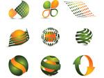 Dynamic logo graphics