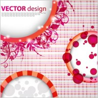 Link toDynamic pattern background 04 vector