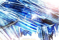 Link toDynamic technological background vector ii