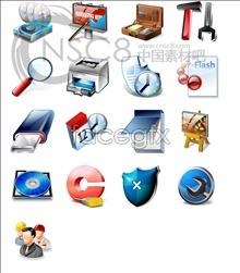 Link toDynamic tools desktop icons