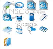 Link toE-business desktop icons