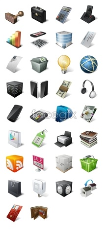 Link toE-commerce business icons