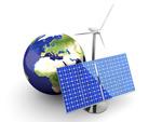 Link toEarth and solar energy psd