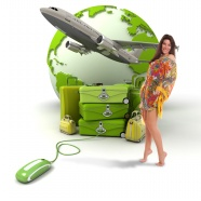 Link toEarth plane travel bag hd pictures