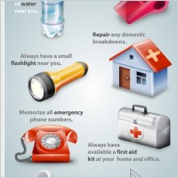 Link toEarthquake prevention icon set icons pack