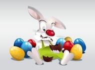 Link toEaster bunny vector free