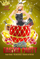 Link toEaster party poster psd