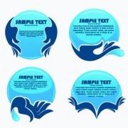 Link toEco style creative logos vector 04