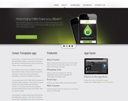 Link toEco - website template - sale