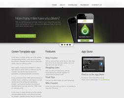 Link toEco - website template - sale
