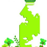 Link toEcology objects illustration design vector 04