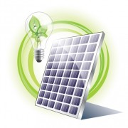 Link toEcology solar panel creative vector 01 free
