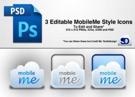 Link toEditable mobileme icon