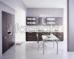 Link toEffect picture of modern kitchens 3 psd