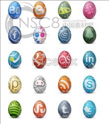 Link toEgg design desktop icons