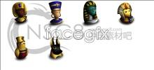 Link toEgypt civilization desktop icons