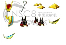 Link toEgypt pharaoh series icons