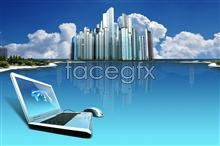 Link toElectronic concepts blue sea portable psd