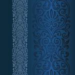 Link toElegant blue vector