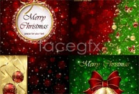 Link toElegant christmas background
