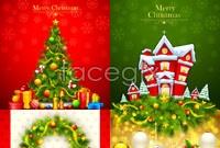 Link toElegant christmas card