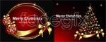 Link toElegant christmas poster vector