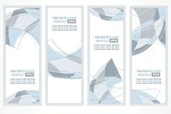 Link toElegant curves background design vector