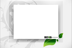 Link toElegant decorated blank cards, vector