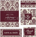 Link toElegant decorative pattern vector