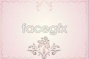Link toElegant european-style pattern vector wallpaper background texture