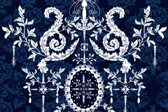 Link toElegant european-style pattern vector