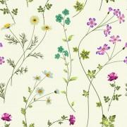 Link toElegant floral pattern vector set 02 free