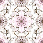 Link toElegant floral seamless pattern vector graphic free