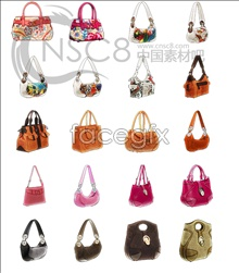 Link toElegant ladies shoulder bag series icons