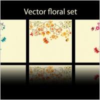 Link toElegant pattern patterns 05 vector