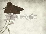 Link toElegant plant psd
