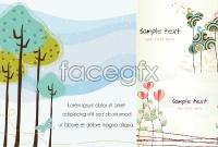 Link toElegant plant vector illustration