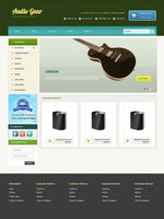 Link toElegant shopping template